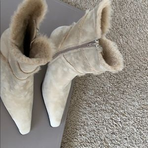 Stuart Whitman booties